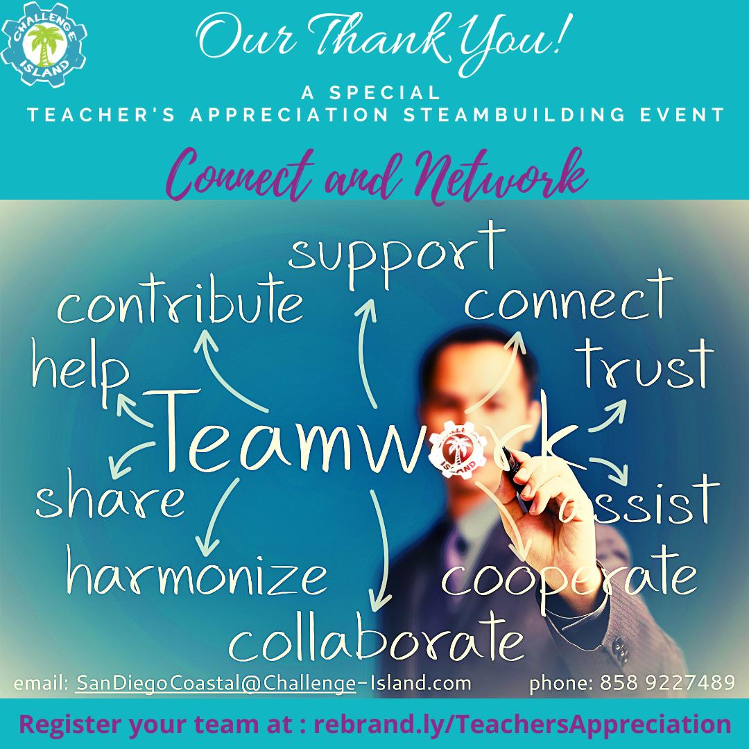 Teachers Teambuilding