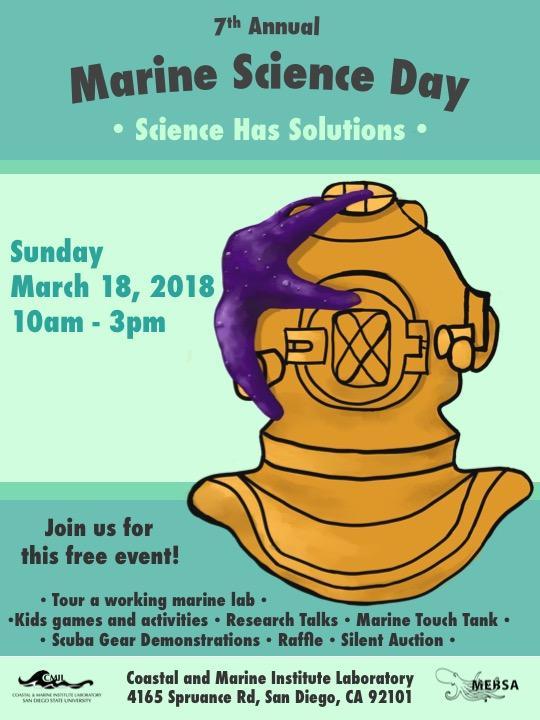 7th Annual Marine Science Day | San Diego Festival of